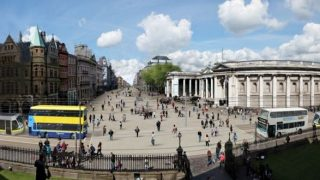 Proposed design for College Green will create a world class civic space for Dublin
